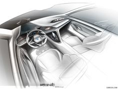 2014 BMW Vision Future Luxury Concept Wallpaper