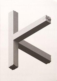 K, by Jonathan Zawada