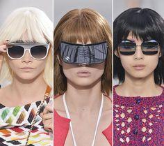 Spring/ Summer 2014 Eyewear Trends: Diversified Styles of Sunglasses  #sunglasses #eyewear