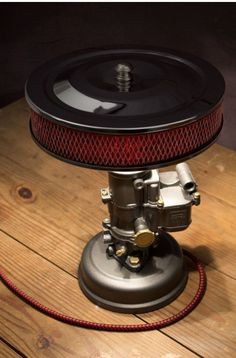 Stromberg Lamp....