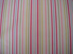 Clarke and Clarke Ella Stripe Sunshine | Textile Express | Fabric