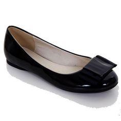 SAPPHIRE Frauen Schuhe Masche Akzent Komfort Frauen Pumps Flache Schuhe 36-41 - Synthetisch, 36 EU, Schwarz - http://on-line-kaufen.de/sapphire-boutique-by-sapphire/36-eu-melissa-damen-sandalen