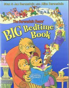 The Berenstain Bears' Big Bedtime Book by Stan Berenstain, http://www.amazon.com/dp/0060574364/ref=cm_sw_r_pi_dp_r5Haqb0MX1NJS