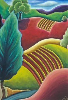 Oregon Landscapes: Portfolio of Past Images | Jane Aukshunas