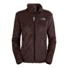 North Face. Best Jacket ever! SO cozy. feels like I'm wearing a blanket