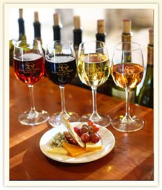 Wine Tours and Tastings at South Coast Winery in Temecula.