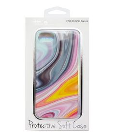 Rainbow Marble iPhone Case Marble Iphone Case, Marble Case, Iphone Cases, Rainbow, Invitations, Rain Bow, Rainbows, Save The Date Invitations, I Phone Cases
