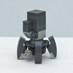 Grey Funecha by Paul Evans - RG, via Flickr http://lego.cuusoo.com/ideas/view/792