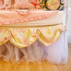 Addison Crib Skirt