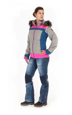 Budget ski wear also available in plussize