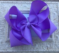 Excited to share this item from my shop: Glitter Hair Bow Girls Hair Bow Large Purple Hair Bow Big Hair Bow Extra Large Hair Bow Huge Hair Bow Boutique Hair Bow Birthday Bow Large Hair Bows, Boutique Hair Bows, Glitter Hair, Purple Hair, Girl Hairstyles, Unique Jewelry, Birthday, Handmade Gifts, Girls