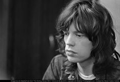 Mick Jagger, coolest dude around