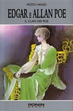 Edgar e Allan Poe vol. Edgar Allan Poe, Manga Comics, Shoujo, Great Artists, Japanese, Masters, Fictional Characters, Sleeves, Edgar Allen Poe