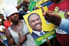 Países piden calma durante comicios en Haití