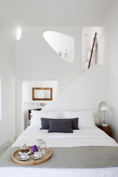 Native Eco Villa - Santorini, Greece Built with... | Luxury Accommodations