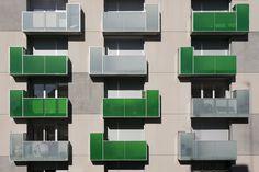 "Galeria - ""Santa Madrona"". 62 Habitações Sociais / Pich-Aguilera Architects - 11"