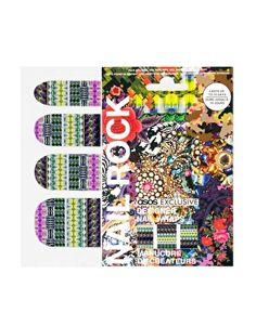Nail Rock ASOS Exclusive Bright Jewel Print Nail Wraps
