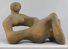 Reclining Nude-Henry Moore
