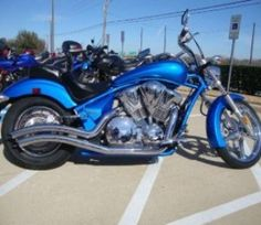 Cheap Used 2011 #Honda Sabre VT1300cs  #Cruiser_Motorcycle in Grapevine @ http://www.search-usedtrucks.com