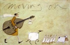 """Moving On"" by Sam Toft"