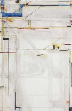 ARTISTIC QUIBBLE | mitakuye-oyasinn:   Richard Diebenkorn Untitled...