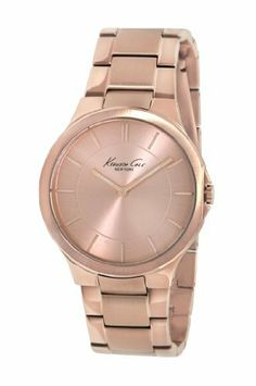Kenneth Cole New York Women's KC4877 Slim Triple Rose Gold Round Watch Kenneth Cole. $135.00