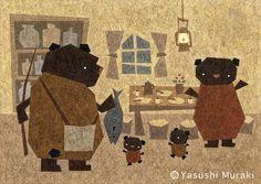 ILLUSTRATOR Yasushi Muraki