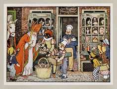 Onderwijs en zo voort ........: 1825. Sinterklaas werkboekje II : 8 Boekjes voor a...