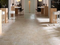 beige floor. I want a French country style, I wonder if it'd look good in my 1950s building?
