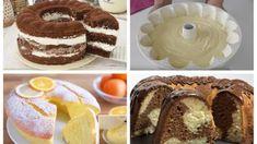 Pečieme najchutnejšie domáce bábovky: Zbierka 17 top receptov, ktoré viete pripraviť aj o polnoci – poklad do každej rodiny! No Bake Cake, Doughnut, Tiramisu, Cheesecake, Muffin, Baking, Breakfast, Ethnic Recipes, Desserts