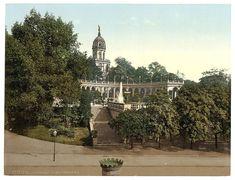 Zdjęcie numer 4 w galerii - Niemiecki Wrocław na kolorowych zdjęciach z amerykańskiej Biblioteki Kongresu