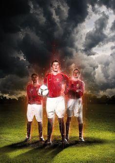 Custom Soccer Poster Design Inspiration   Poster Studio