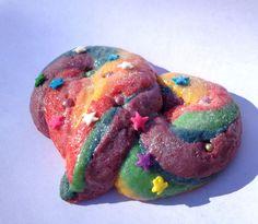 Unicorn Poop Cookies.... because everyone knows that unicorns poop rainbows