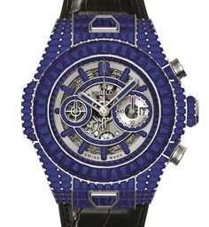 One Million Dollar Watches: Hublot Big Bang UNICO Haute Joaillerie Collection