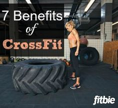 Are there some crossfitters in the house? Here are the 7 benefits of crossfit! #Fitgirlcode #crossfit #workout