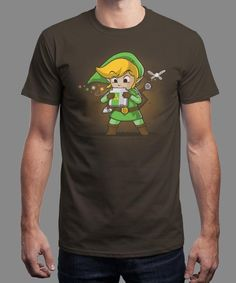 """""""Cartridge of Time"""" is today's £8/€10/$12 tee for 24 hours only on www.Qwertee.com Pin this for a chance to win a FREE TEE this weekend. Follow us on pinterest.com/qwertee for a second! Thanks:)"""