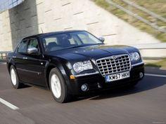 Chrysler 300C UK Version 2008 poster, #poster, #mousepad, #Chrysler #printcarposter