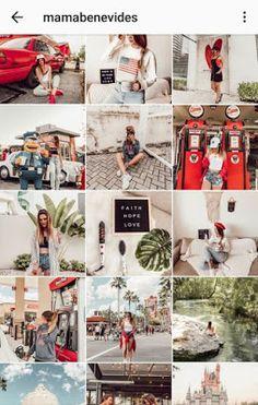 Karol Holanda: FEEDS DO INSTAGRAM PARA SE INSPIRAR Instagram Feed Goals, Best Instagram Feeds, Instagram Pose, Instagram Blog, Instagram Story Ideas, Lightroom, Organizar Feed Instagram, Ig Feed Ideas, Photography Editing