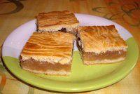 Křehký jablkový koláč Czech Recipes, Ethnic Recipes, Something Sweet, Apple Pie, Nutella, Sweet Recipes, Tiramisu, French Toast, Sandwiches
