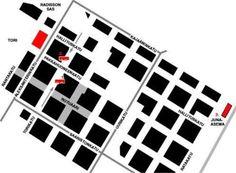 Sijainti ja kartat | ARKKITEHTUURIN TIEDEKUNTA