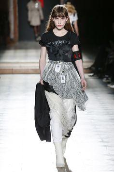 811850e532d A.F. Vandevorst Spring 2018 Couture Fashion Show
