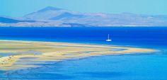 Buenas razones para visitar Fuerteventura - http://www.absolutcanarias.com/buenas-razones-para-visitar-fuerteventura/