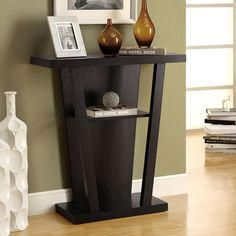 Monarch Specialties I 2540 Hall Console Accent Table - Home Furniture Showroom