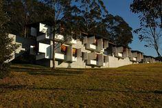 The Arthur & Yvonne Boyd Education Centre, Riversdale, Australia. Architect: Glenn Murcutt, 1999.