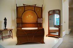 Die wichtigsten Merkmale vom Jugendstil – Art Nouveau Möbel und Deko ...