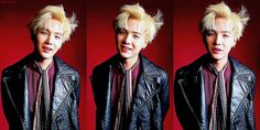 Suga ❤ Yoongi in Marie Claire photoshoot video #BTS #방탄소년단