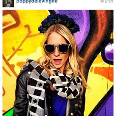 6 Reasons Why We Love Poppy Delevigne