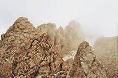 Dolomites by Nicola Odemann in thisispaper.com