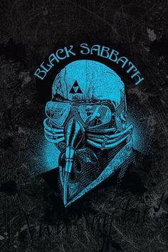 papel de parede black sabbath
