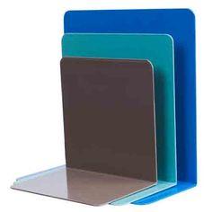 set serre livres book end hay bleu